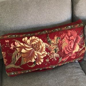 Pottery Barn lumbar pillow cover